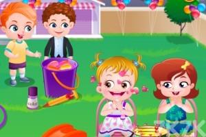 《心爱宝贝过家家H5》游戏画面4