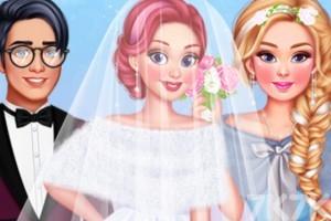 《浪漫梦中婚礼》游戏画面1