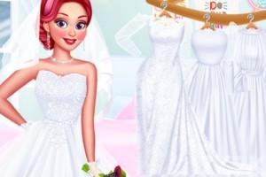 《浪漫梦中婚礼》游戏画面3