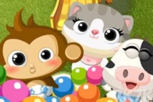 《熊猫老练园》游戏画面1
