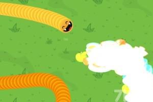 《饕餮蛇进级战》游戏画面2