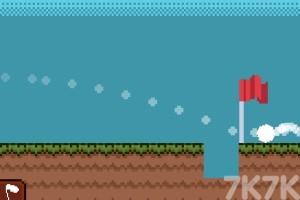 《勇者高尔夫》游戏画面1
