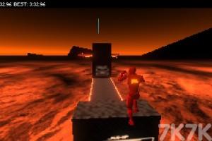 《火焰人跑酷》游戏画面1