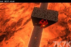 《火焰人跑酷》游戏画面2
