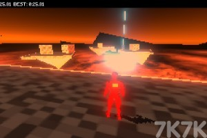《火焰人跑酷》游戏画面4