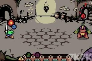 《蛙蛙勇闯地牢》游戏画面3