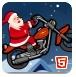 圣誕摩托車