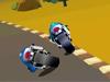 急速摩托赛第1关