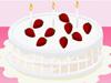 制作七彩蛋糕展示四