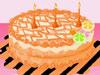 制作七彩蛋糕展示五
