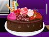 巧克力软糖蛋糕