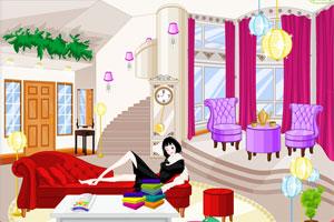 优雅的客厅