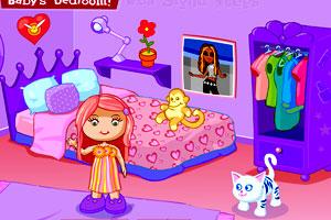 婴儿的卧室
