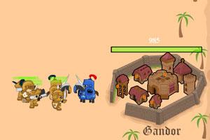 骑士建城堡攻城修改版
