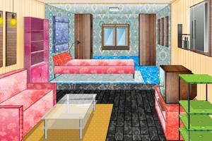 现代客厅装饰