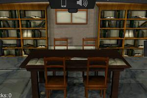逃出图书馆3
