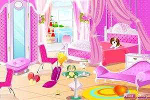 魔法公主房间
