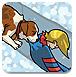 雪山救援犬