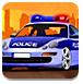 警车暴力停车