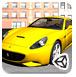3D城市跑车停车