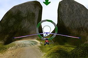 3D滑翔比赛