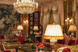逃离瑞典王室宫殿