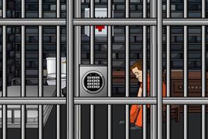囚犯牢房逃脱