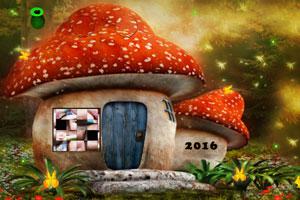 逃离蘑菇屋