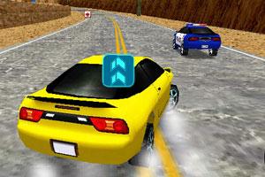 3D超音速赛车
