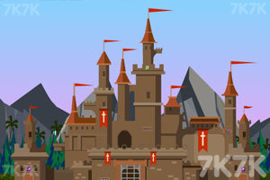 逃出红色城堡
