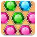 彩色宝石泡泡龙
