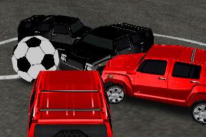 四驱车足球赛