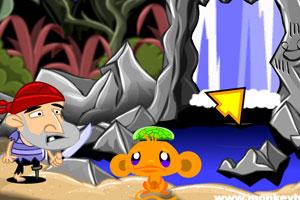 逗小猴开心洞穴探险
