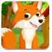 可爱的狐狸救援