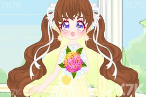 超可爱新娘装