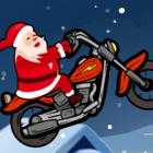 圣诞摩托车