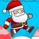 圣诞老人重力赛跑