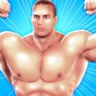 肌肉男大比拼