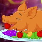 救援小棕猪