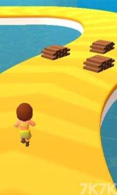 《别让我落水》游戏画面4