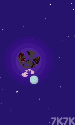 《月球保卫》游戏画面2