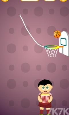 《畫線引球》游戲畫面2