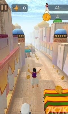 《阿拉伯跑酷》游戲畫面1