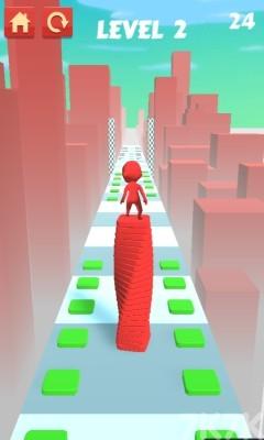 《趣味踩砖块》游戏画面1