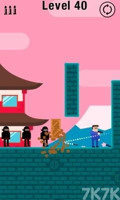 《子弹先生选关版》游戏画面3