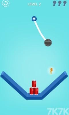 《繩索保齡球2》游戲畫面4