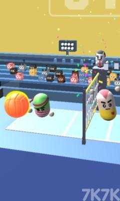 《拇指哥哥排球赛2》游戏画面4