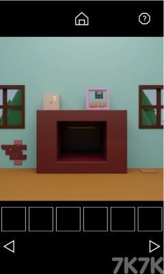 《圣诞密室解谜》游戏画面1
