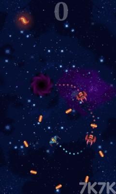 《戰機宇宙探險》游戲畫面2