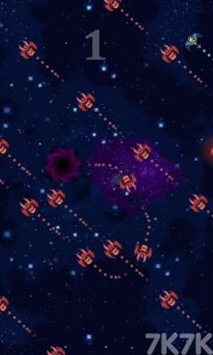 《戰機宇宙探險》游戲畫面4